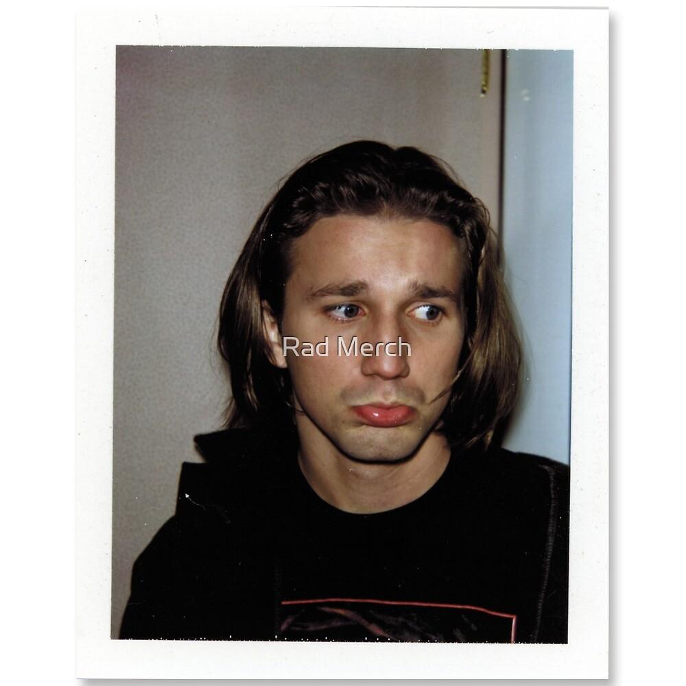 CLUELESS Polaroids - TRAVIS - Breckin Meyer by Rad Merch