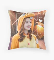 Dahyun Throw Pillow