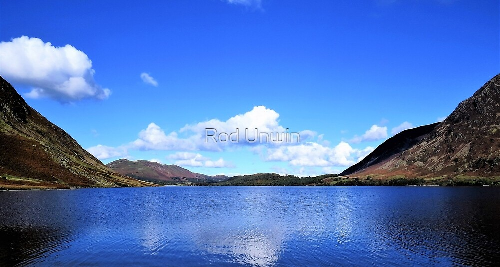 Crummock Water, Lake District by Rod Unwin