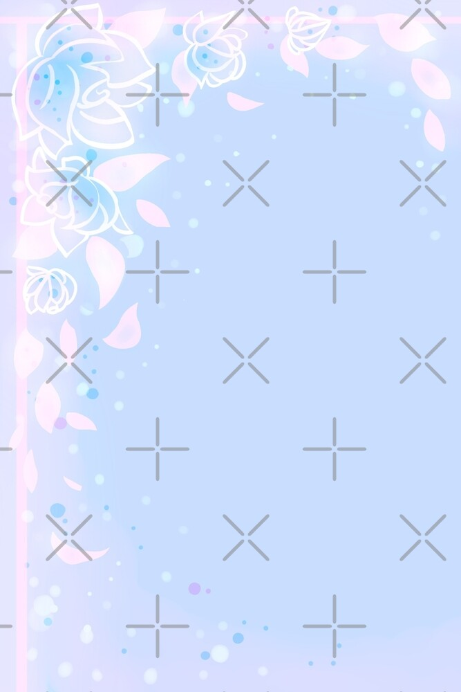 Roses Blue by Juame