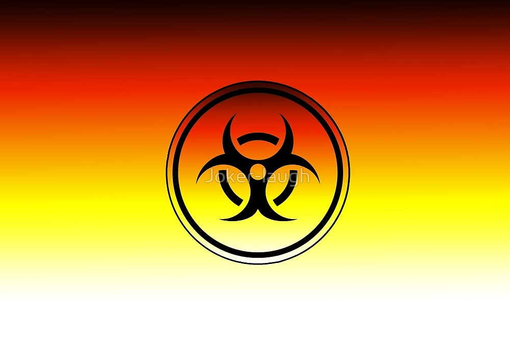 Biohazard (Red) by Joker-laugh