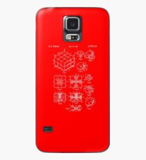 Rubik's Cube Patent: Awesome Patents Case/Skin for Samsung Galaxy