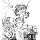 « Succube - l'enlèvement » par Stylet-Pinceau