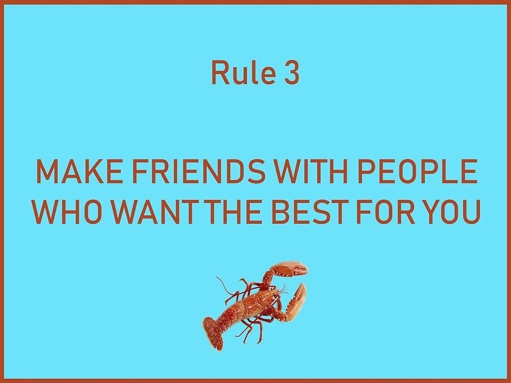 Jordan B Peterson 12 rules for life rule 3 by malikheadley