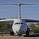 141 Starlifter by Bob Moore