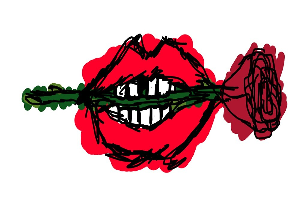 Rose Lip by tw-twright