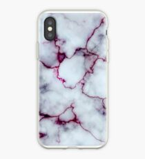 Vinilo o funda para iPhone Bloody Marble