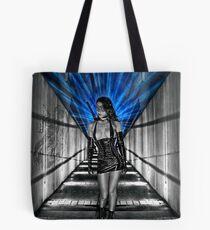 La Femme Kunoichi Tote Bag