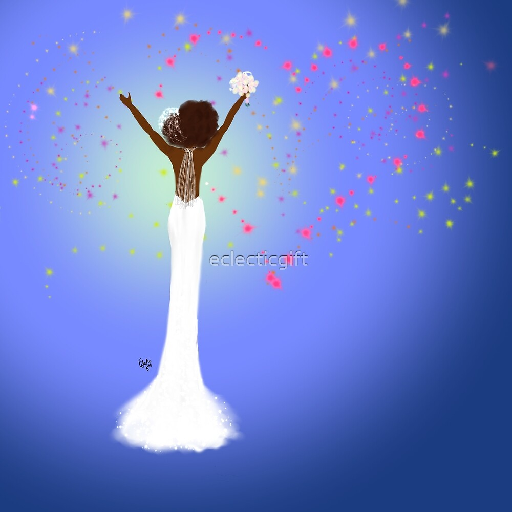 Shine - bridal  by eclecticgift