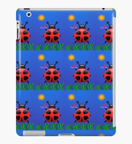 Lady Bugs iPad Case/Skin
