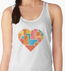 Heart of the City Women's Tank Top