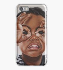 Latham's goggles iPhone Case/Skin