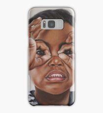 Latham's goggles Samsung Galaxy Case/Skin