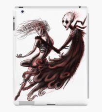 Girl & Dementor iPad Case/Skin