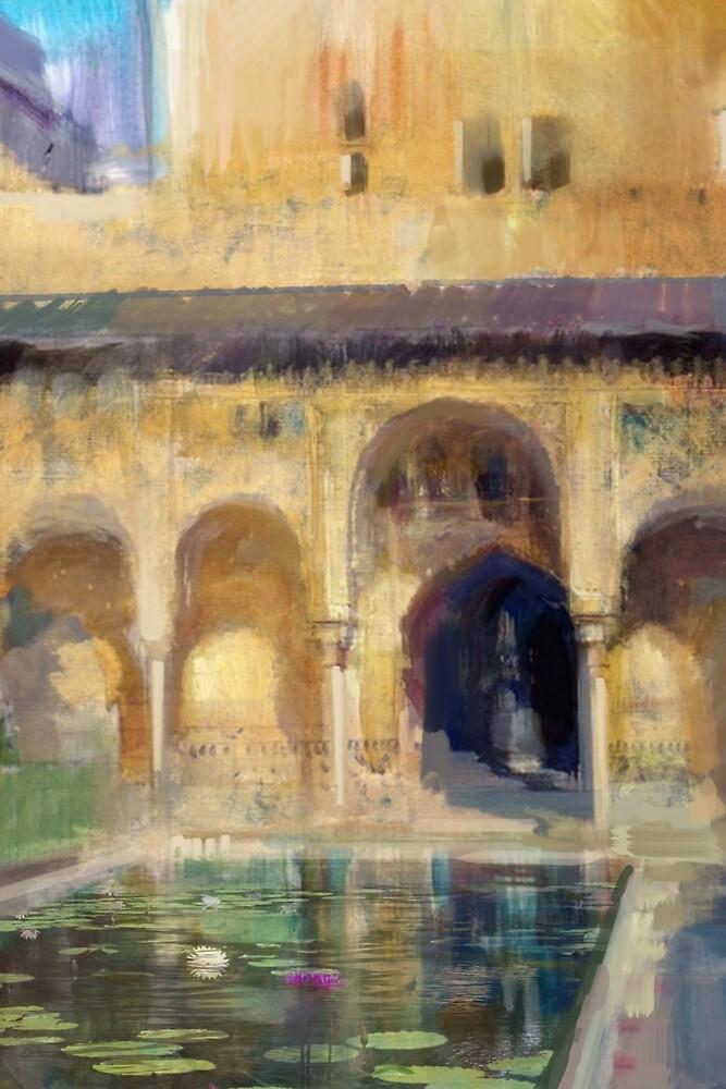 Alhambra by aastankovic