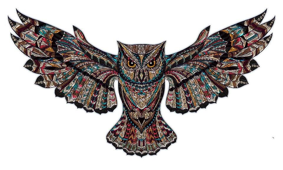 Owl by AnUnseenGod