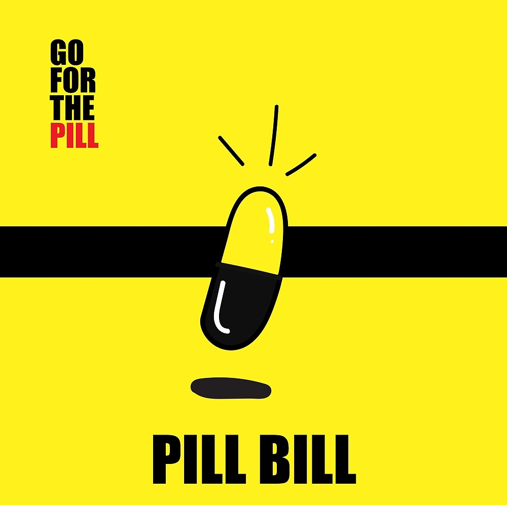 PILL BILL by incomitas