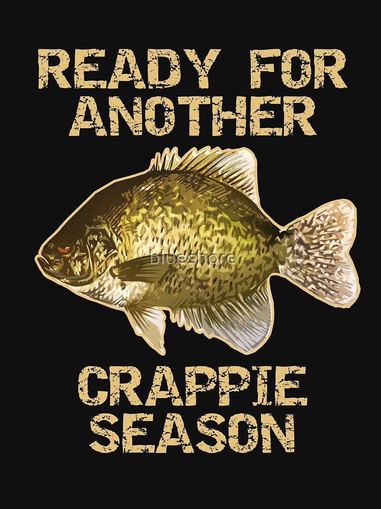 Ready For Another Crappie Season | Crappie Fishing by blueshore