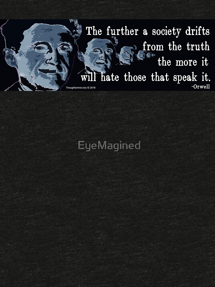 The Truth by EyeMagined