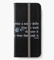 The Truth iPhone Wallet/Case/Skin