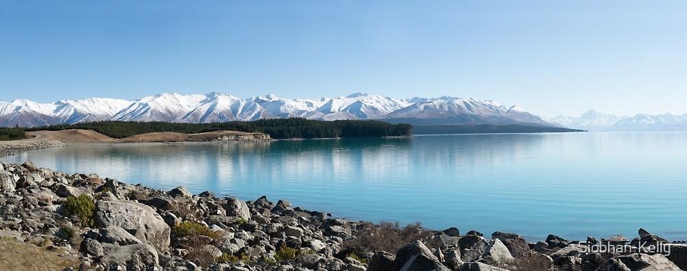 Lake Pukaki by Siobhan-Kelly
