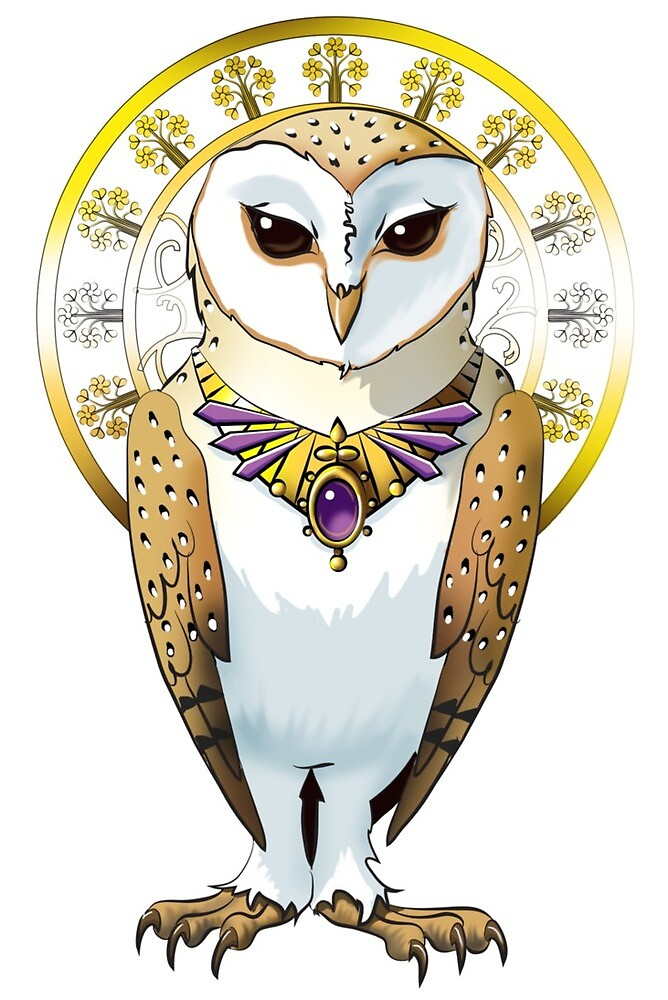 Glorious Owl by AnUnseenGod