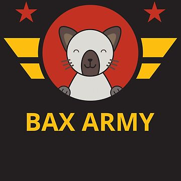 Bax Army by psygon