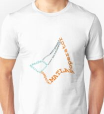 MATLAB logo with common errors Unisex T-Shirt