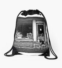 Her Babies Drawstring Bag