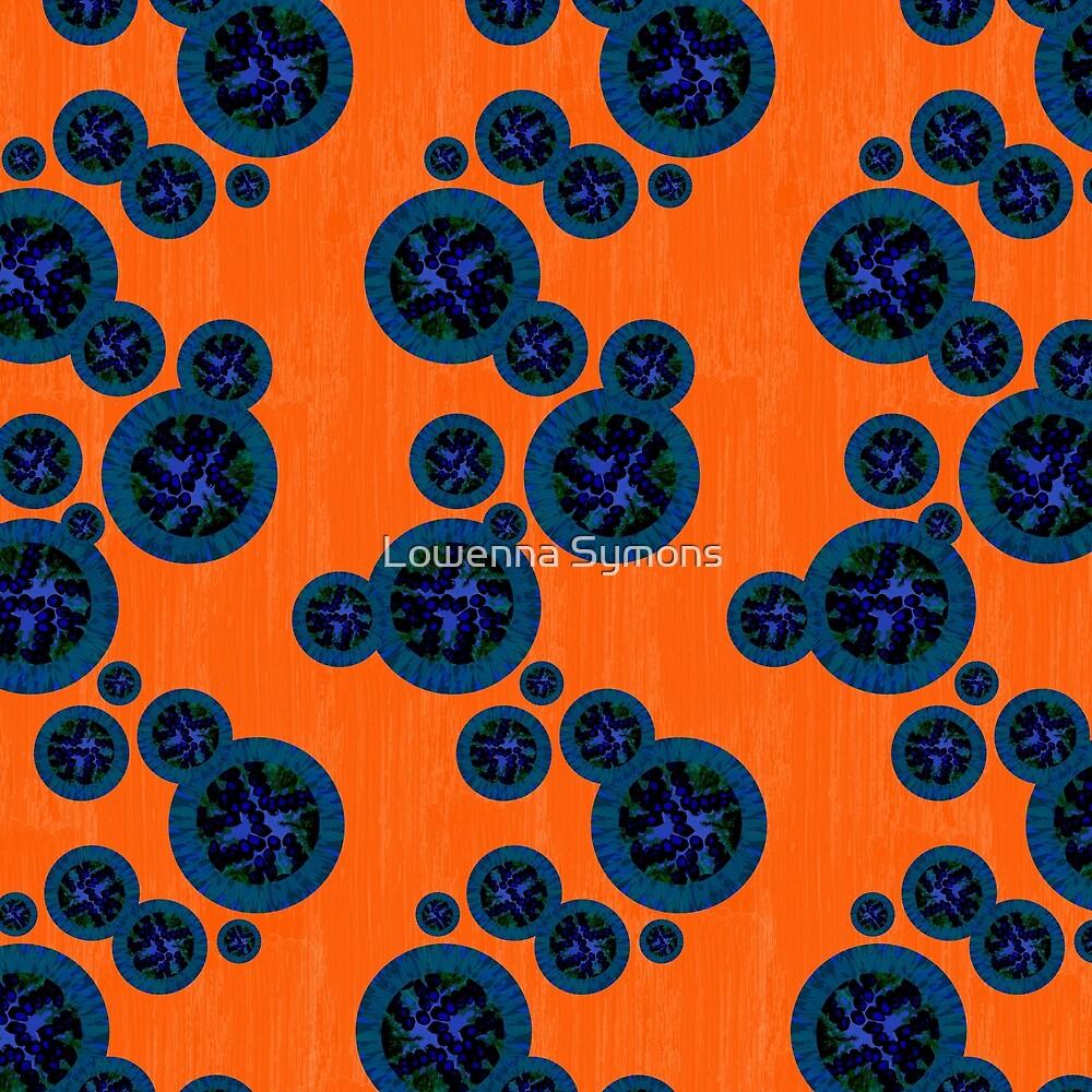 Oranges & Pomegranates by Lowenna Symons