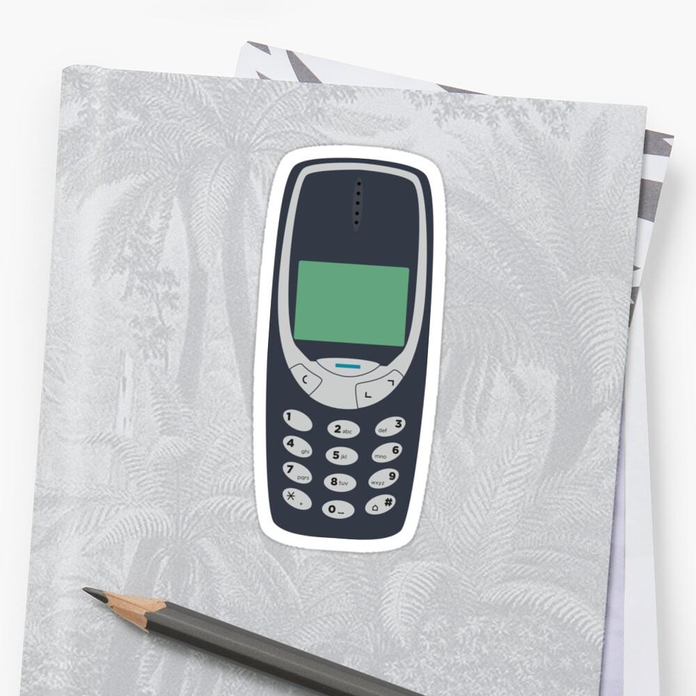 Nokia 3310 by Barber Design