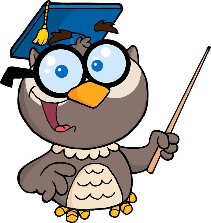 Teacher Owl by AnUnseenGod