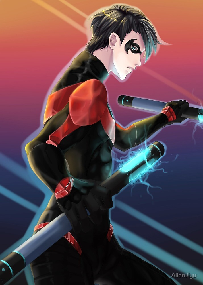 Nightwing - Injustice by AllenJiyu
