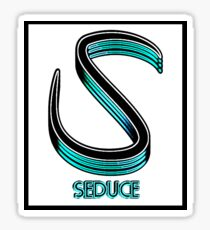 seduce Sticker