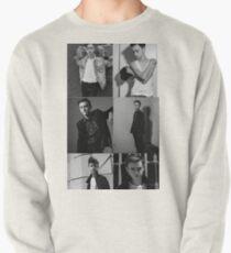 Jaeden Lieberher collage Pullover