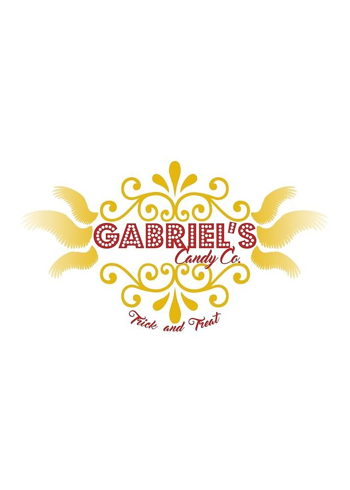 "Supernatural ""Gabriel's Candy Co.""  by Julie LaRue"