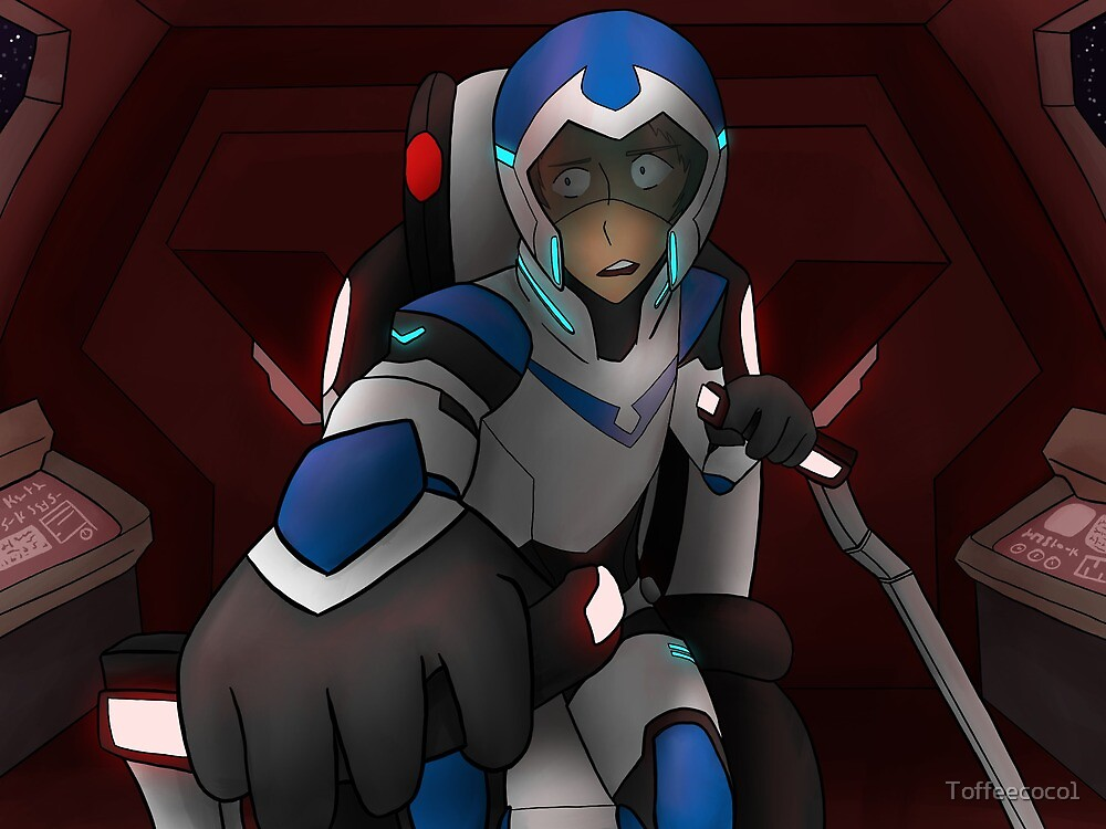 Lance by Toffeecoco1