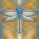 Dragonfly by grizzeebear