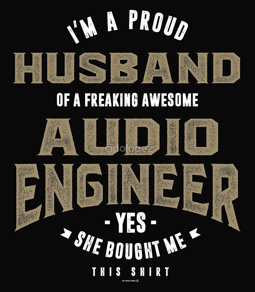 Audio Engineer by cidolopez