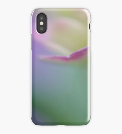 Play of Natural Colors iPhone Case