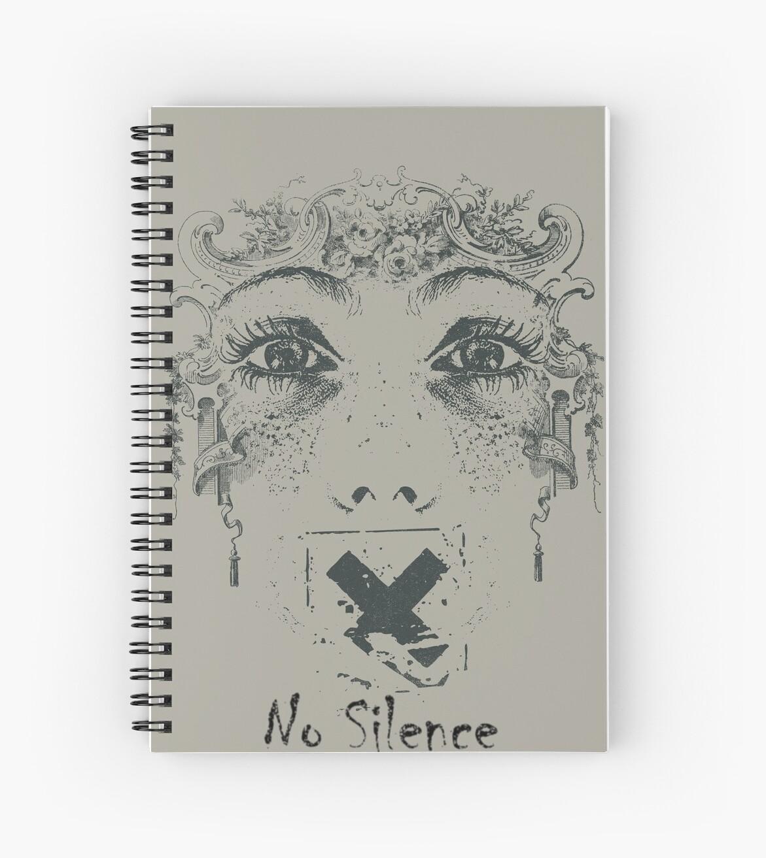 Censorship No Silence by YaelleDark