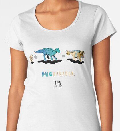 Puguanadon Premium Scoop T-Shirt