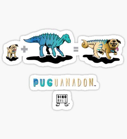 Puguanadon Sticker