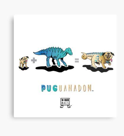 Puguanadon Metal Print