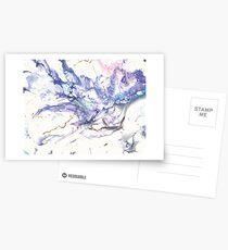 Abstraction 59, Kintsugi Postcards
