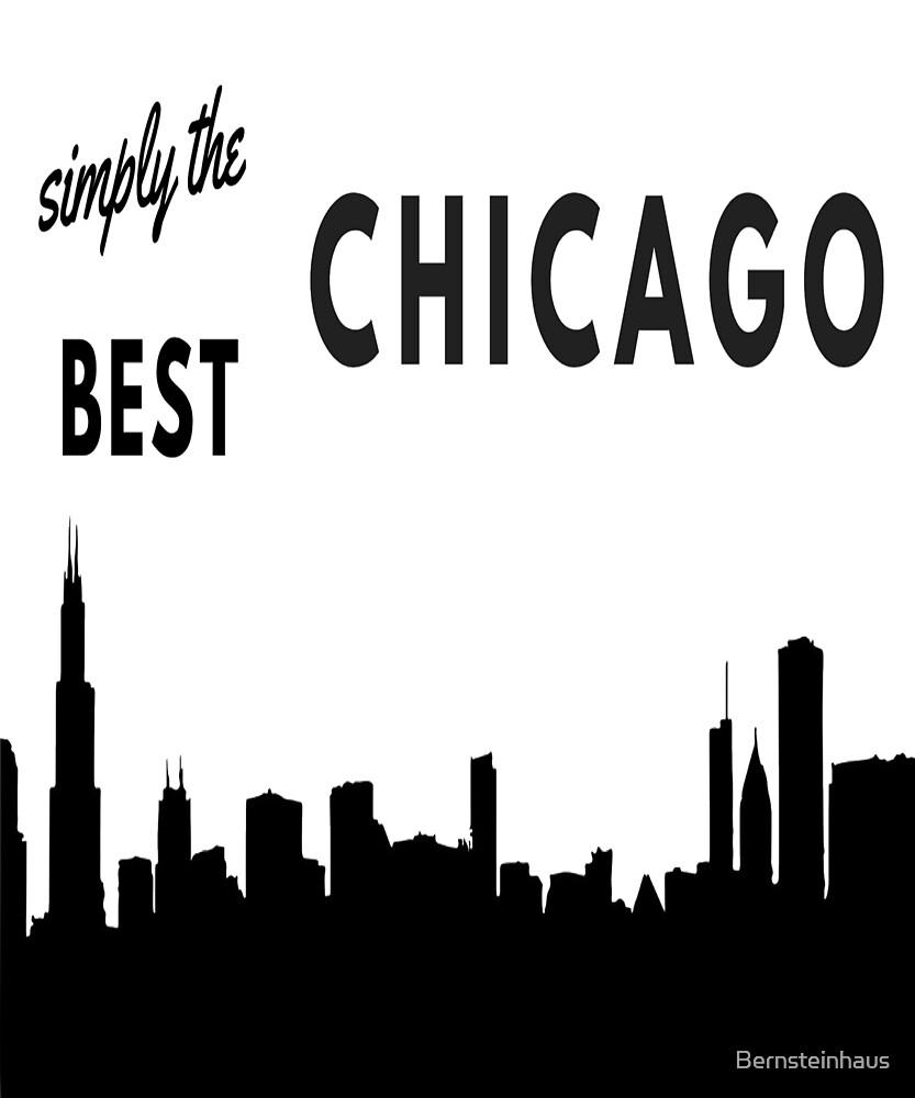 Chicago simply the best by Bernsteinhaus
