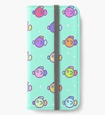 Bubbly Fishes iPhone Wallet/Case/Skin