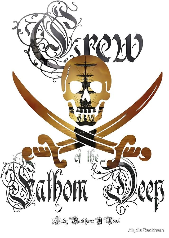Crew of the Fathom Deep by AlydiaRackham