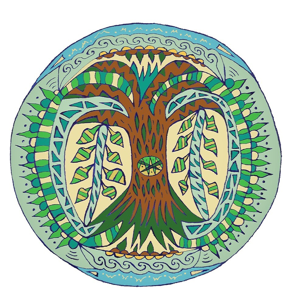 tree-logy by NitzanVinyasa