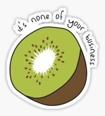 Harry Styles - Kiwi Sticker
